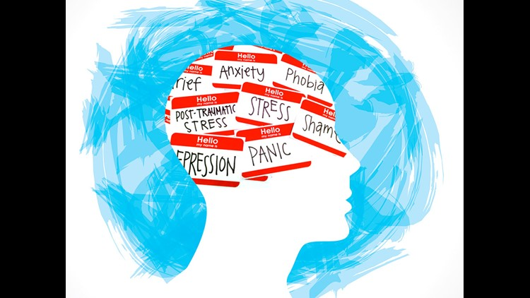 One in six people every week experience a common mental health problem like anxiety or depression