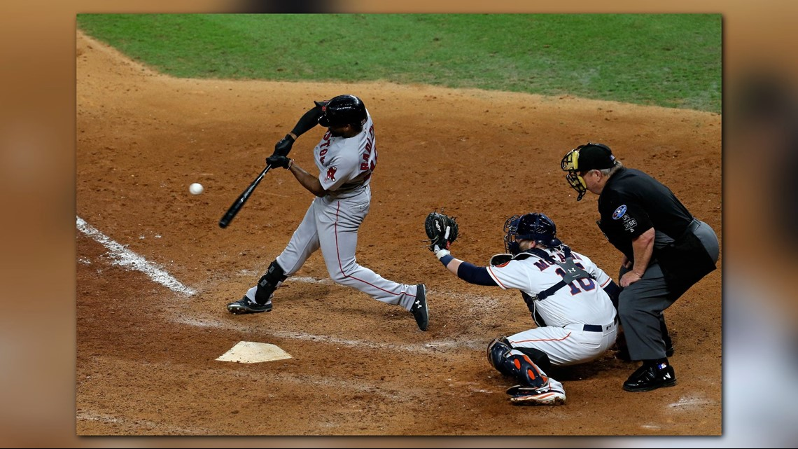 Lift off In Houston, JBJ delivers a grand slam