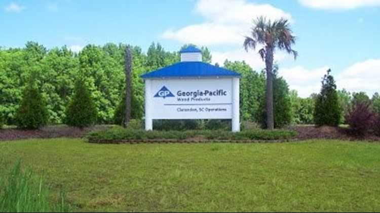 georgia pacific to expand clarendon county operations