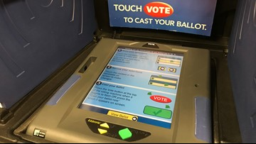 State senators focused on replacing voting machines