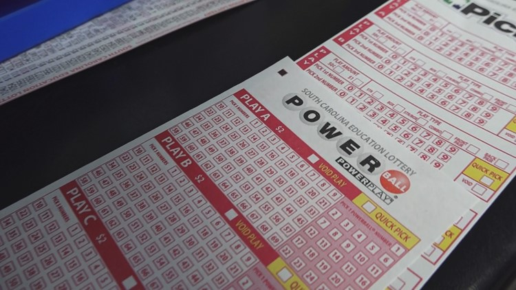 $150,000 Powerball Ticket Sold in West Columbia | wltx com