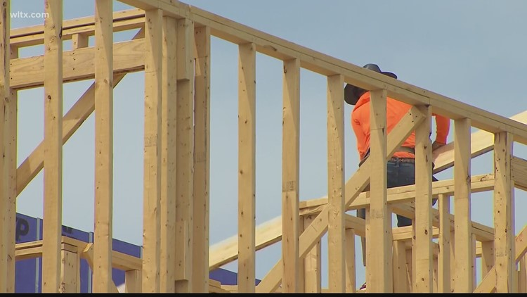 Habitat for Humanity feeling the pain of surge in lumber prices