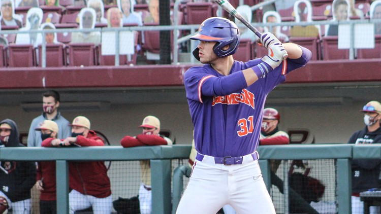 Clemson's Grice named ACC Player of the Week