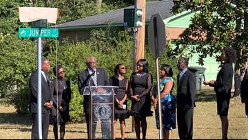 Columbia dedicates street name in memory of Dr. Emily Clyburn