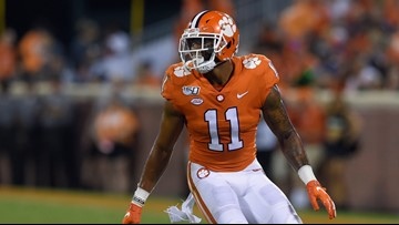 Clemson LB named Butkus Award winner