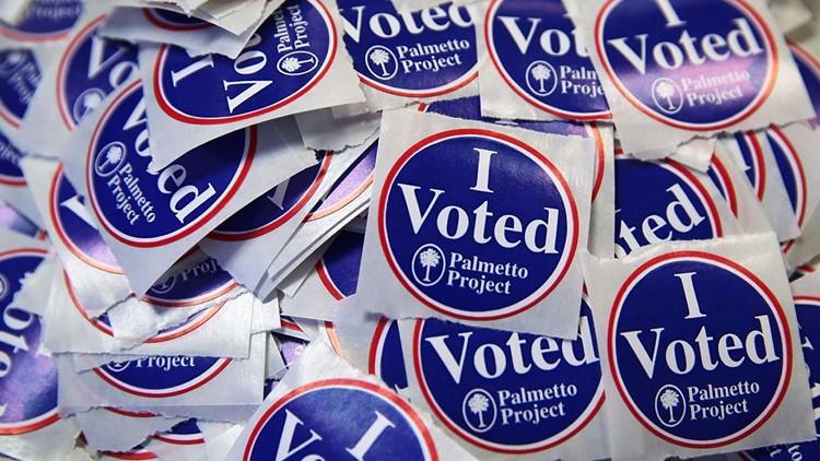Orangeburg county council election results