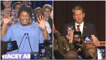 'They are trying to steal it.' Kemp campaign fires back at Abrams' federal lawsuit