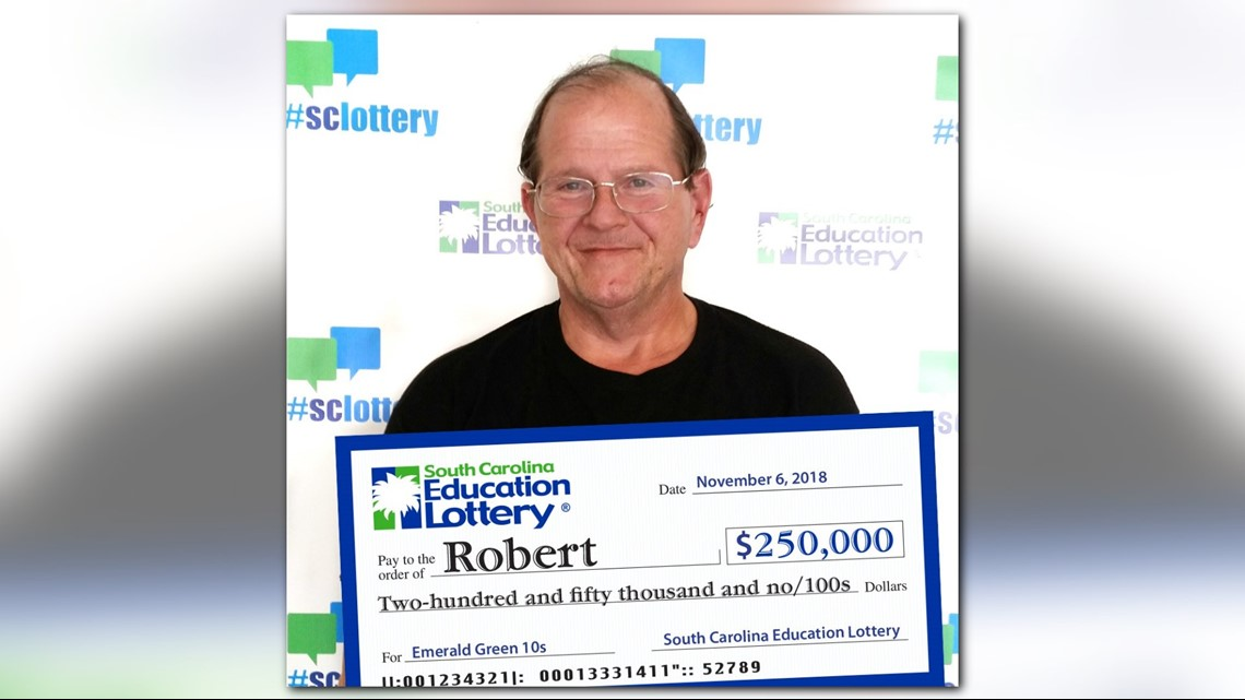 Sumter Truck Driver Hauls Home a $250K Lottery Win