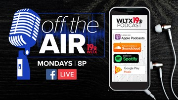 WLTX launches 'Off the Air' podcast