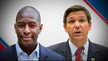 State-wide recount ordered in three Florida races; Gillum removes his concession