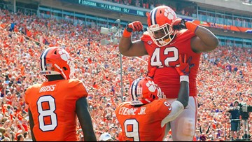 Clemson trio in the mix for national awards