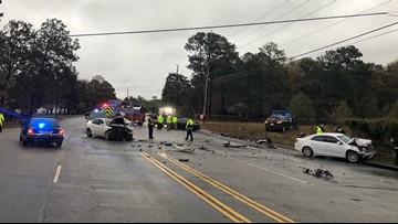Fatal accident closes Augusta Road/US-1 in Lexington 'until further notice'