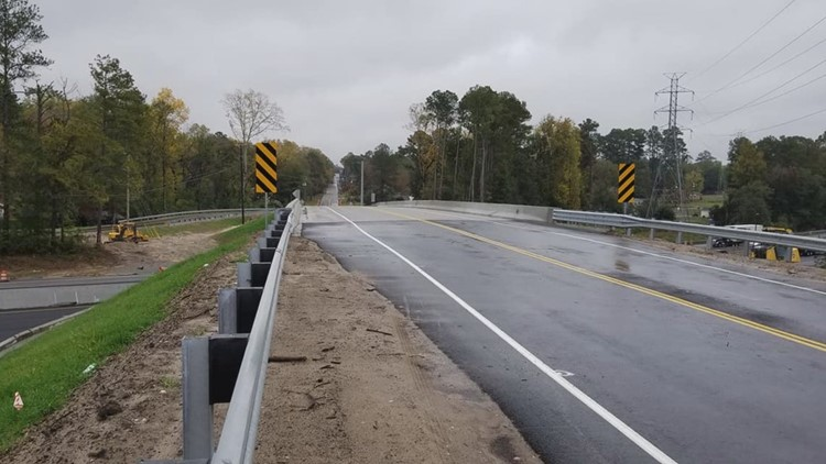 Rainbow Drive overpass reopens in Springdale; Wilton Road bridge remains closed