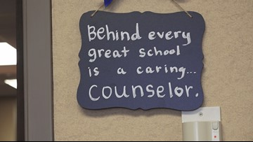 'We need to be here to support them' the demand for school counselors in the state continues to grow