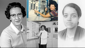 Legislation introduced to award 'Hidden Figures' women Congressional Gold Medals