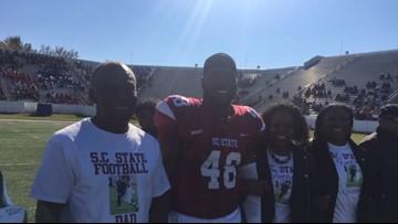 S.C. State defeats Savannah State on Senior Day