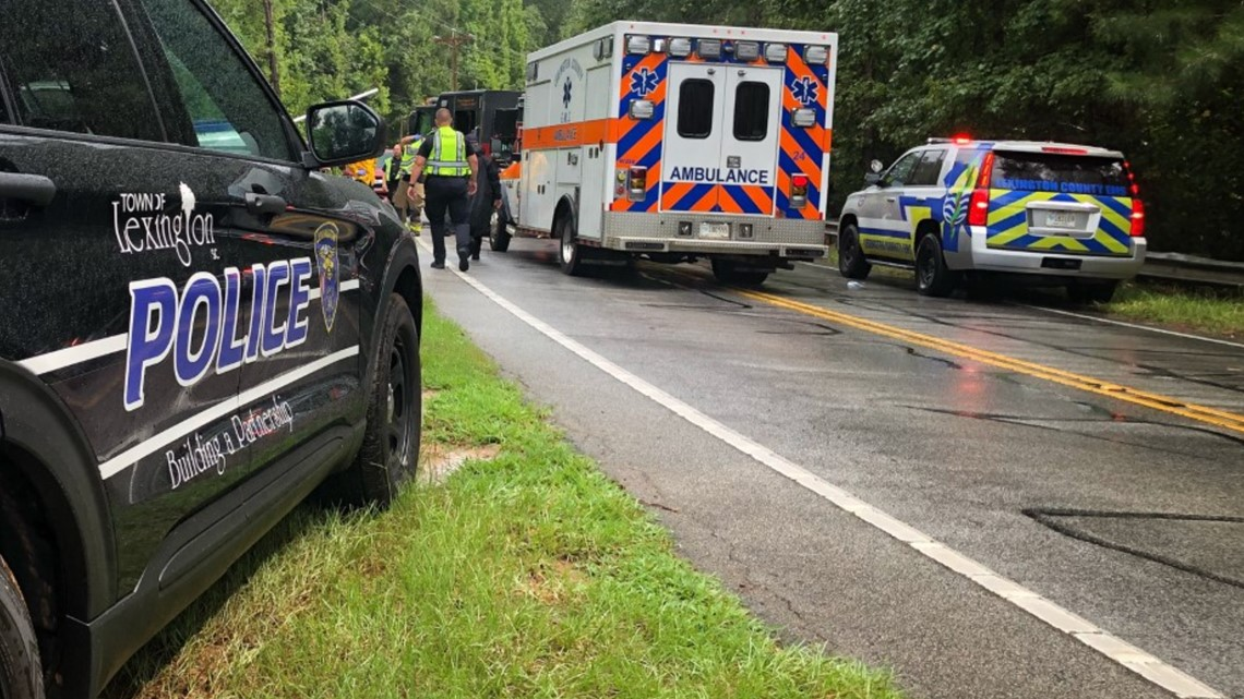 Coroner identifies person killed in Lexington crash