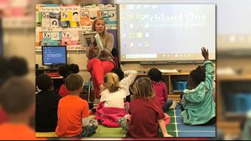 News 19 Teacher of the Week: Blair Baxter