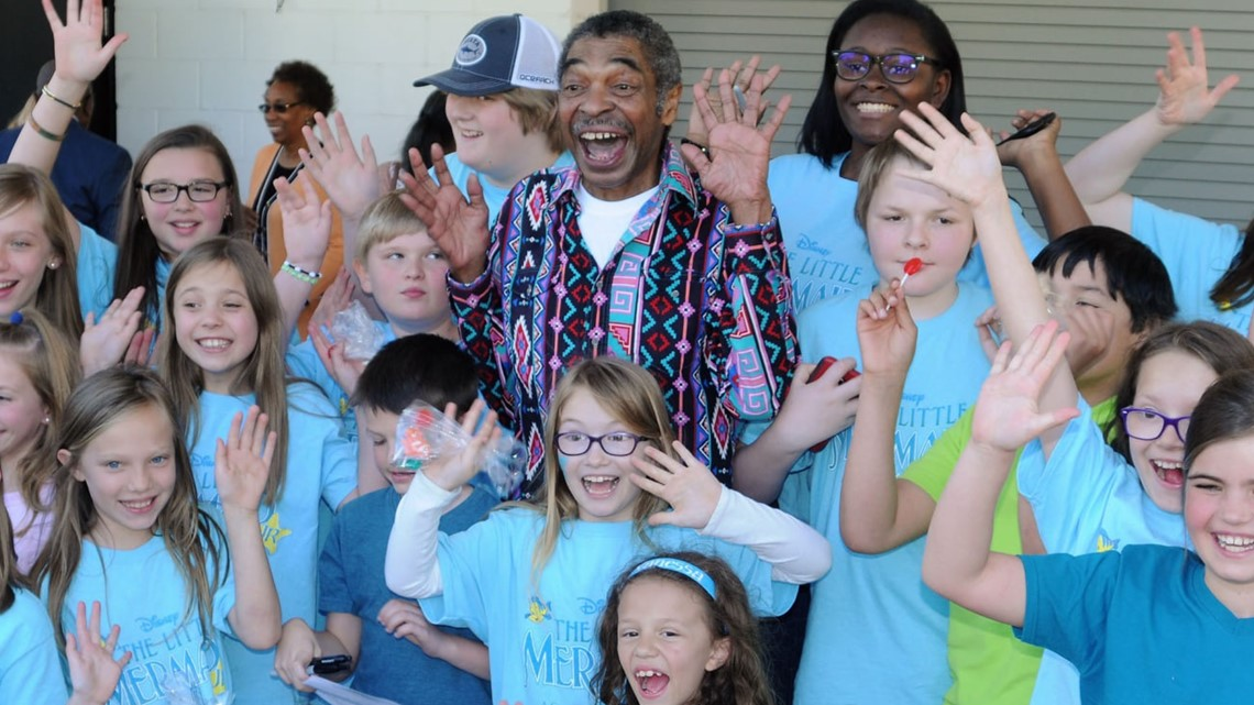 Samuel E. Wright, SC native and 'The Little Mermaid' star, dies at 74