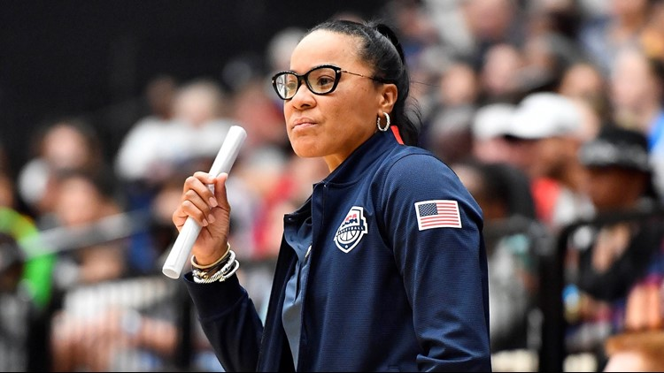 Staley to lead Team USA in 2021 AmeriCup