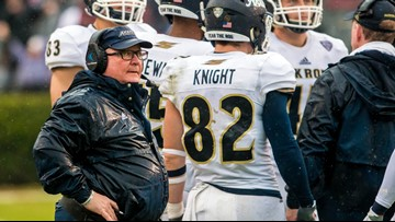Akron fires Terry Bowden