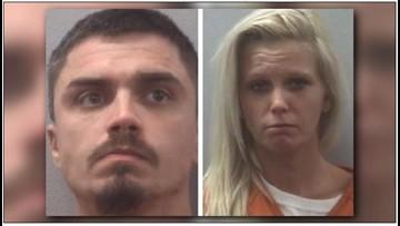 Husband, wife in Lexington County had meth, marijuana, guns in home, deputies say