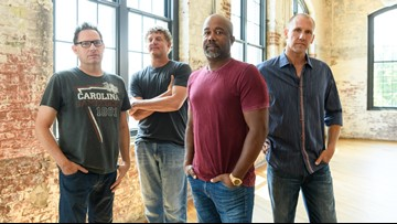Hootie & the Blowfish adds third Columbia show