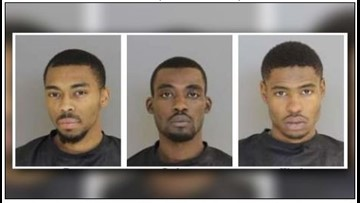 Man linked to shootings, two others face multiple drug, weapons charges