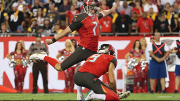 Panthers sign kicker Chandler Catanzaro