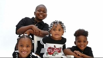 Funeral set for 4 young siblings who died after SC crash