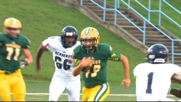 Spring Valley's QB/Punter/Kicker Commits To USC