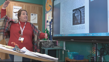 News 19 Teacher of the Week: Patty Hansen