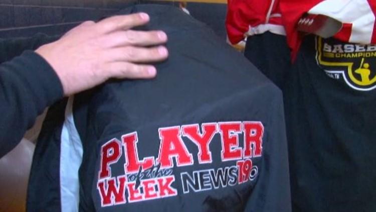 Hugh Ryan and Kamaren Stewart are News19 Players of the Week