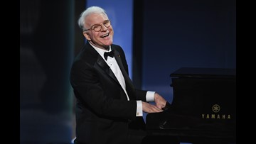 Steve Martin coming to the Columbia Museum of Art