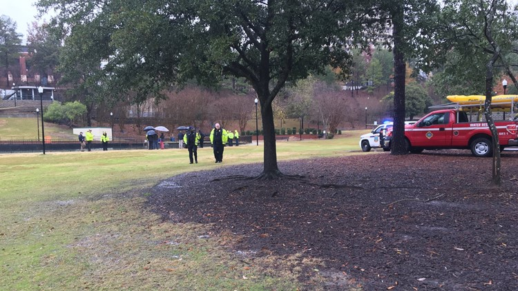 Body found in pond at Finlay Park in Columbia showed no signs of trauma, coroner says