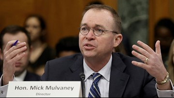 Democrats subpoena Mulvaney in impeachment probe