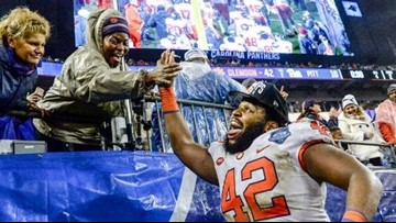 Clemson to suspend open container laws if university makes the National Championship