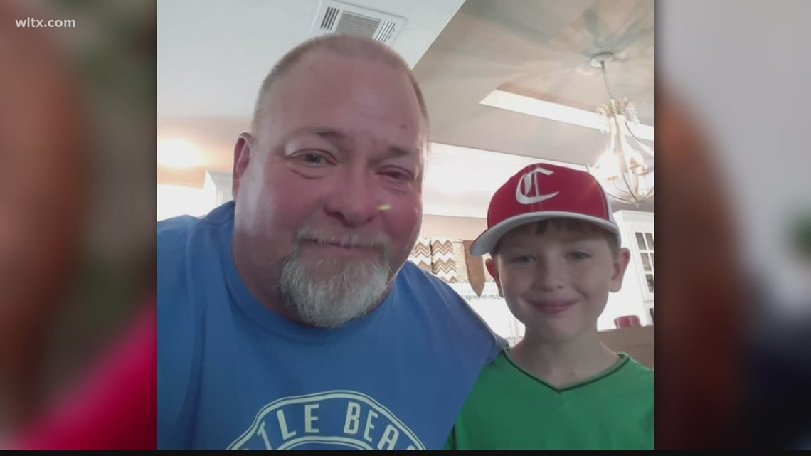 Father's Day a blessing for Sumter County dad after near-death experience with COVID-19