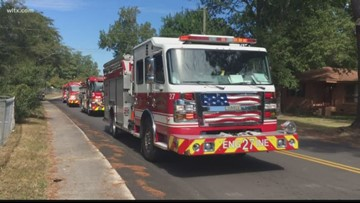Annual fire prevention parade aims to increase fire safety