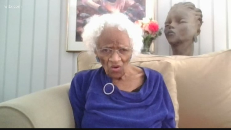 At 106 an experienced voter offers tips and advice