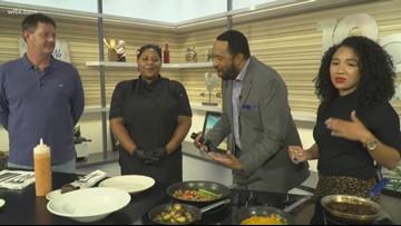BLD Diner visits WLTX for Restaurant Week