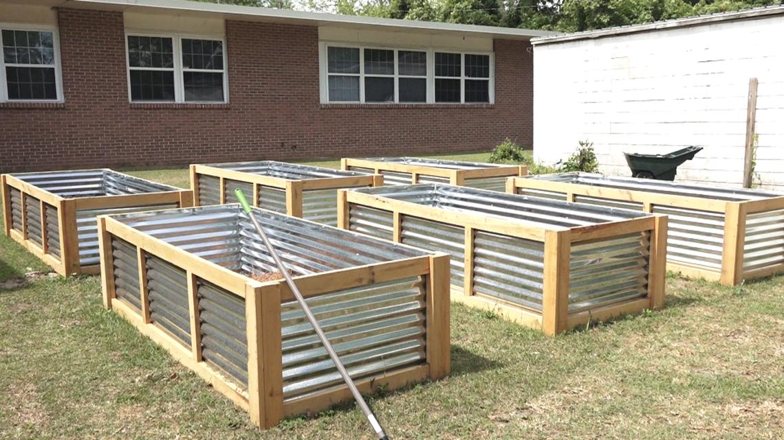 Samaritan House of Orangeburg starts community garden