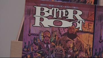 Black Panther illustrator Sanford Greene showcases artwork for new graphic novel series