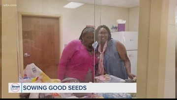 Sowing Good Seeds Women's Ministry to build stronger communities