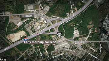 One person dead after early morning collision in Lexington
