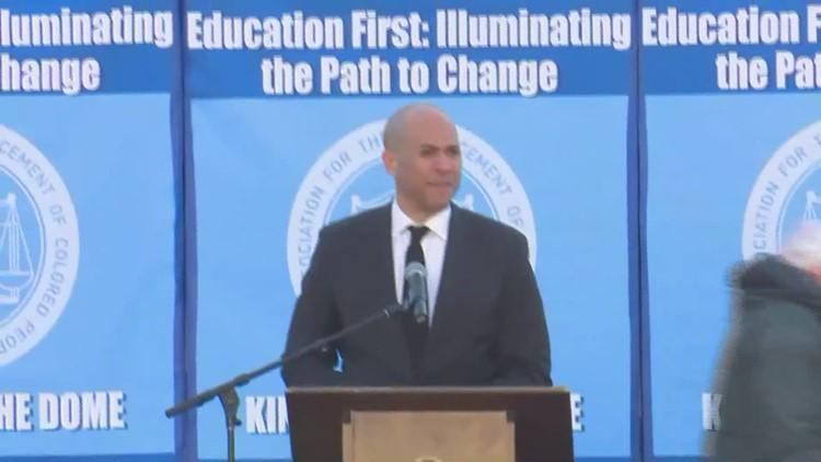 Cory Booker speaks at MLK Event in Columbia, SC: full speech