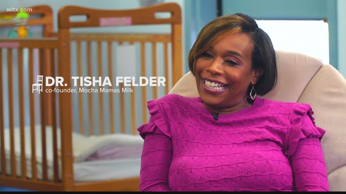 A Seat at the Table: Dr. Tisha Felder and Mocha Mamas Milk making a difference