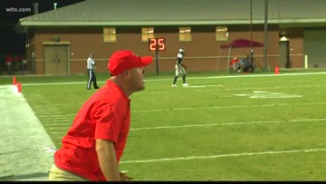 New A.C. Flora football coach is no stranger to the school