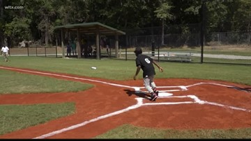 New baseball field gives hope to Columbia neighborhood