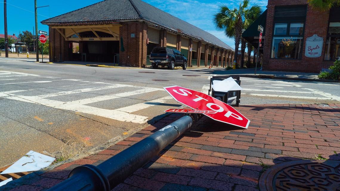 Hurricane Dorian: Charleston Aftermath
